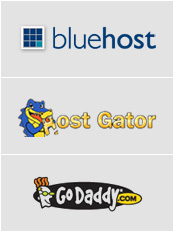 Bluehost vs. Hostgator vs. Godaddy - Best Web Hosting Reviews 2017